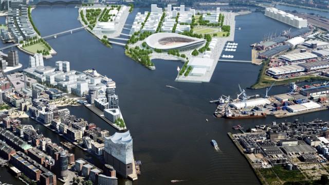 Olympische Spiele 2014 in Hamburg