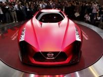 Nissan Concept 2020 Vision Gran Turismo auf der Tokio Motor Show 2015