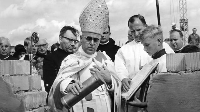 Bischof Heinrich Maria Janssen