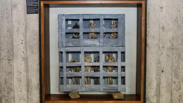 Ausstellung Marlies Poss