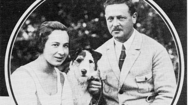 Max und Melitta Wallach