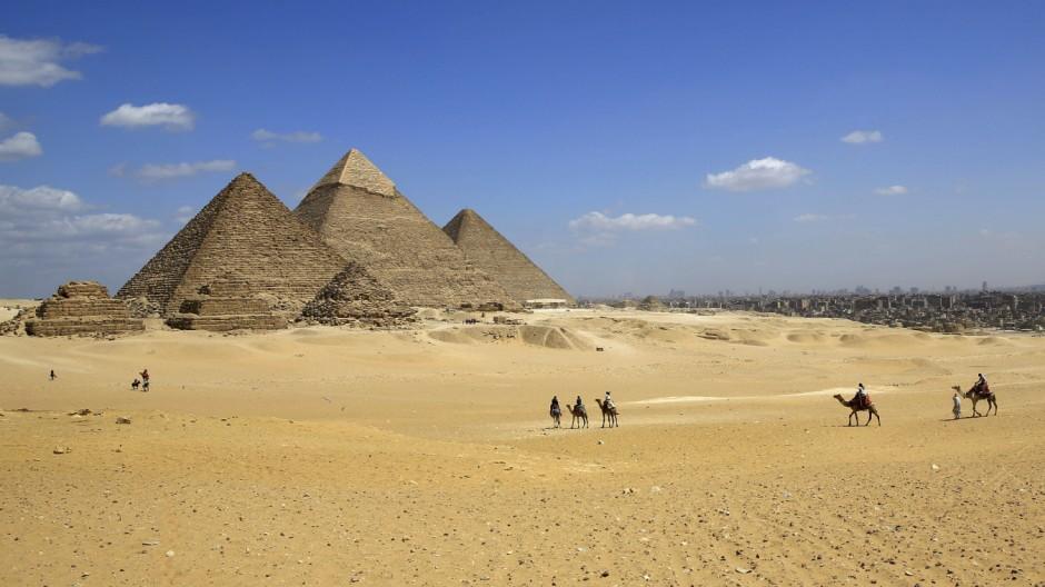 Flugzeugabsturz in Ägypten Flugzeugabsturz in Ägypten