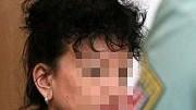 Angeklagte; Prozess um neun tote Babys von Brieskow-Finkenheerd; ddp