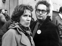 Beate und Serge Klarsfeld 1979