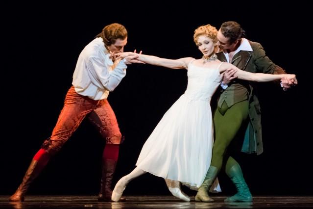 Ballett Manon - Semperoper DresdenBallett in drei Akten von Kenneth MacMillan(PR Material)