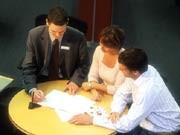Finanzberatung, Foto: ddp