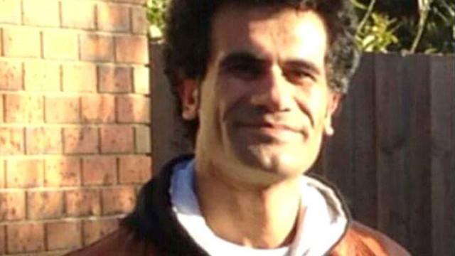 Der iranische Kurde Fazel Chegeni hatte in Australien Asyl gesucht