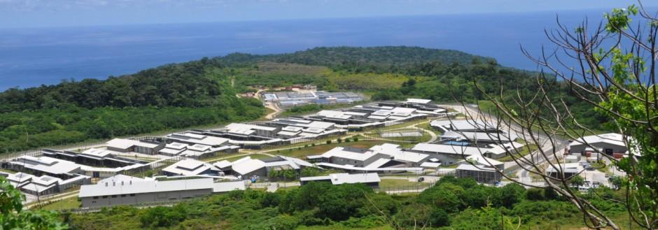 Die Haftanstalt für Asylsuchende auf der Weihnachtsinsel: Christmas Island Detention Centre