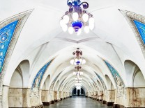 "Station ""Taganskaya"", Moskau, Russland"