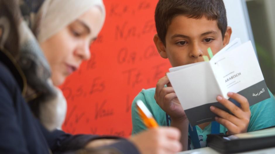 Flüchtlingen feht Geld für die Fahrt zum Deutschkurs