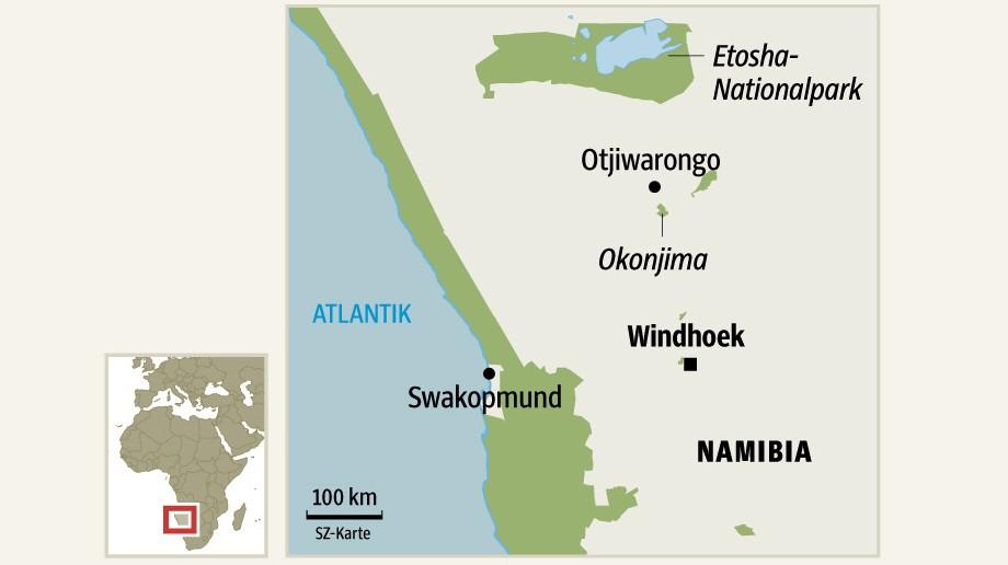 Namibia Namibia