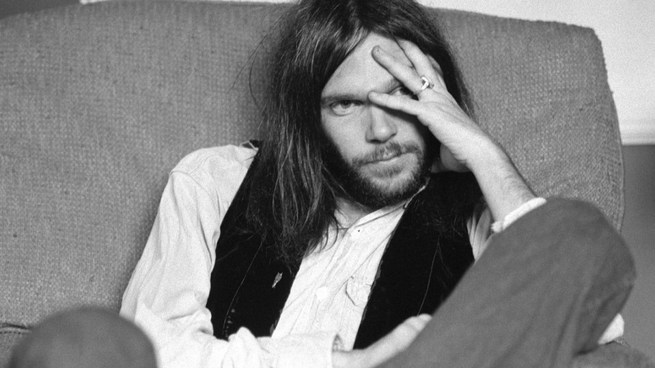 Neil Young (PR Material von Warner Music)
