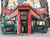 New York Store Front II -  A History preservedThe disappearing Face of New York