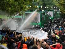 Jahresrückblick 2010 - Stuttgart 21 Proteste