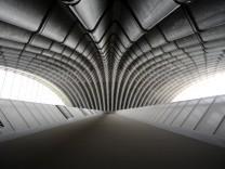 Paketposthalle in München