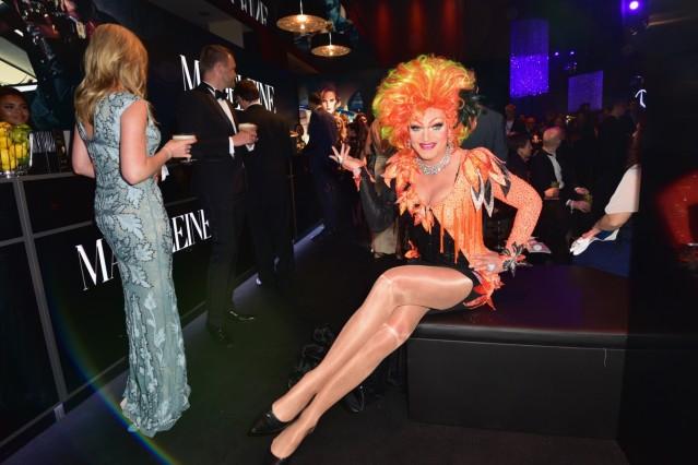 MADELEINE At Bambi Awards 2015 - Party