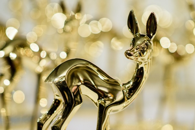 Preparations For The Bambi Awards 2015