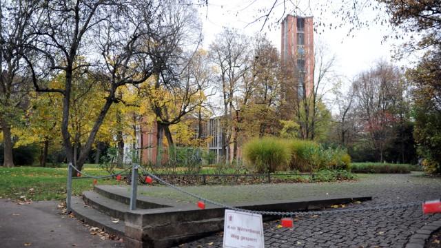 Nußbaumpark in München, 2013