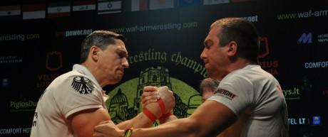 Wrestling Armwrestling