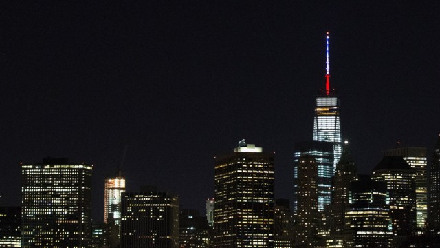 Security Increased In New York City After Attacks In Paris