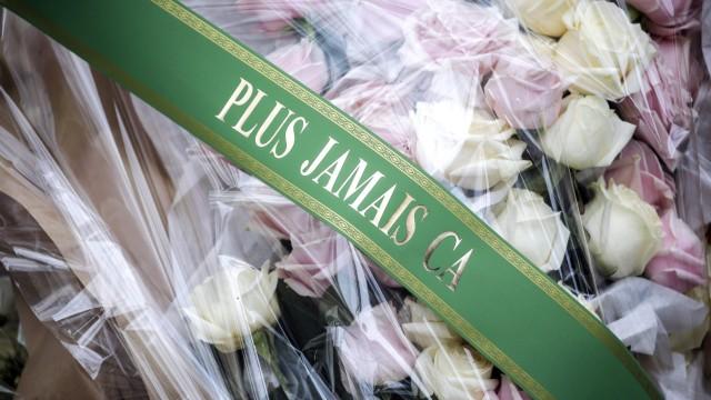 Paris attacks aftermath