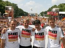 DFB-Skandal um mutmaßlich gekaufte Sommermärchen