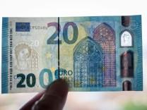 Neue 20-Euro-Scheine