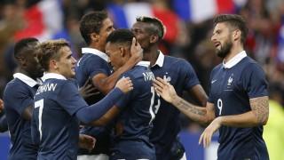 Terror in Paris Frankreichs Nationalmannschaft