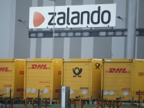 Zalando Warehouse In Erfurt