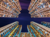 Peter Stewart: Stacked Hong Kong