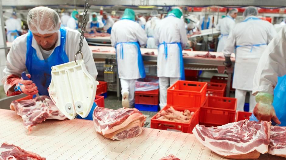 Fleischunternehmen Tönnies