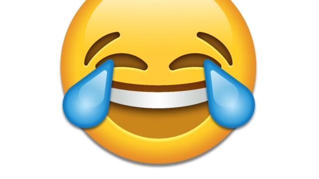 Ein Emoji Wird Wort Des Jahres Kultur Szde