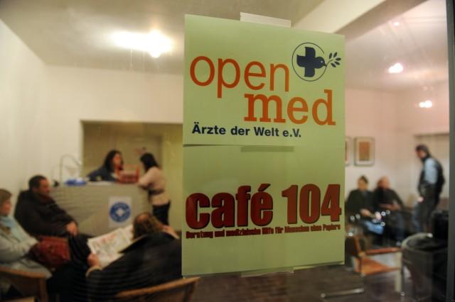 Arztpraxis von 'Open med' in München, 2010
