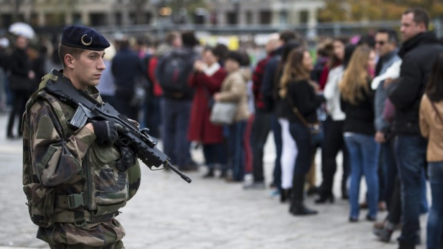 Security measures heightened after Paris attacks