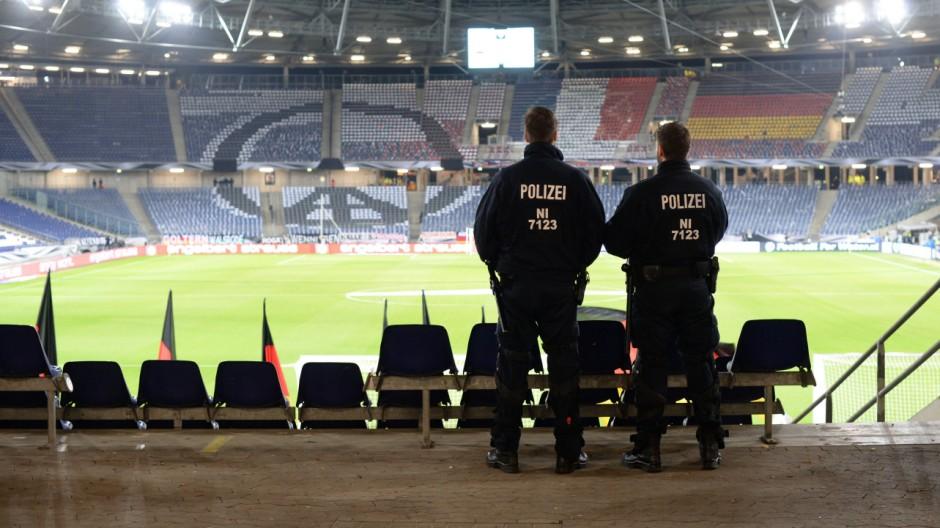 Länderspiel Hannover Abgesagtes Länderspiel