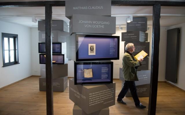 Wiedereröffnung des Lutherhauses Eisenach