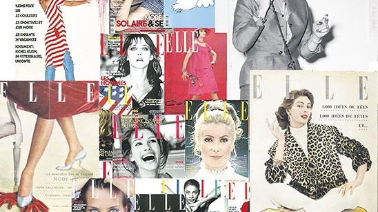 "Elle 70 Jahre ""Elle"""