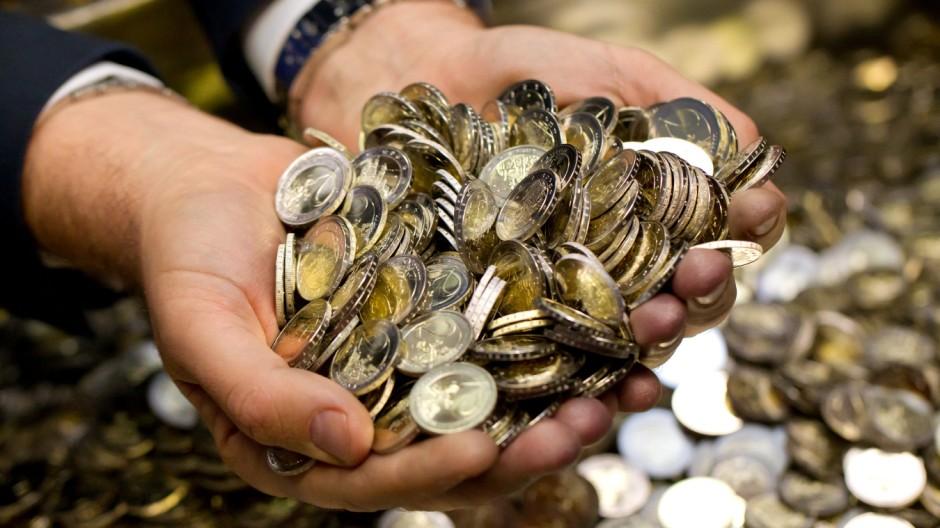 Kommunen laufen ihrem Geld hinterher