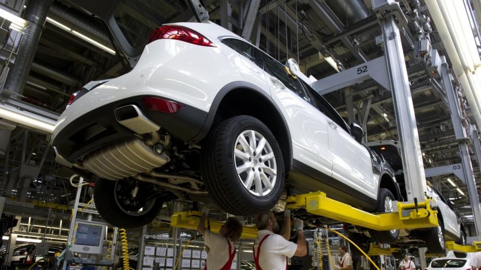 Volkswagen Abgas-Skandal