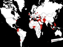 Terrorismus Preview Karte