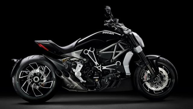 Die neue Ducati X-Diavel.