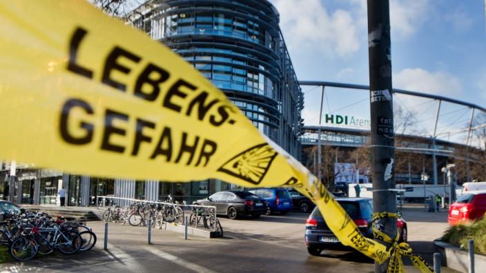 Lage nach Länderspiel-Absage Deutschland - Niederlande