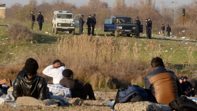 Macedonia, Serbia, Croatia restricting migrants on Balkan route