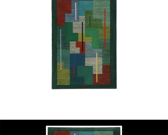 Ausstellung Ingolstadt: Surfaces Adolf Fleischmann - Grenzgänger zwischen Kunst und Medizin