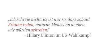Hillary Clinton Zitat