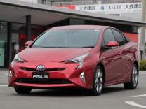 Der neue Toyota Prius IV.