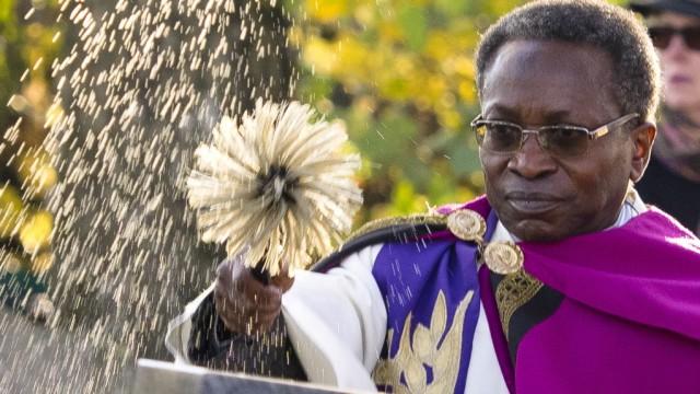 Zorneding Bedrohter Pfarrer
