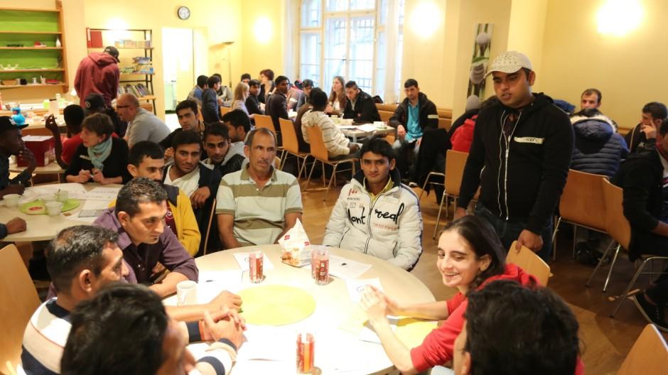 Freising Unterstützung für Asylbewerber