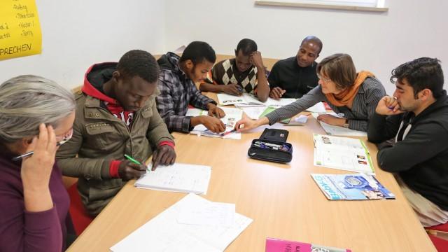 Freising Arbeitskreis bietet Beschäftigung