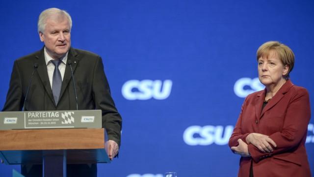 CSU-Parteitag